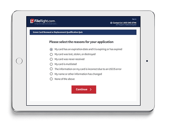 Features check eligibility