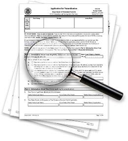 Immigration Instant Error Report